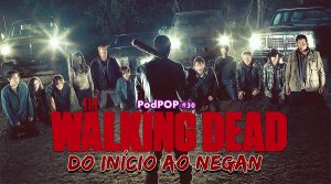 the walking dead zumbi negan fox série tv