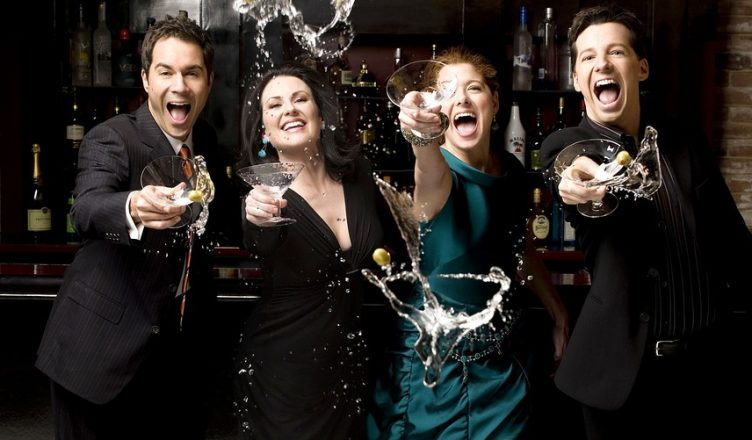 Will & Grace Will and Grace Will e Grace Revival 9a temporada retorno série série de TV NBC Sean Hayes Megan Mullally Debra Messing, Eric Mccormack