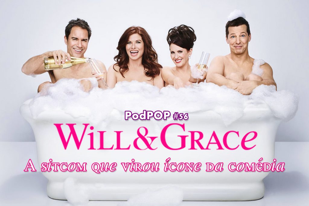 Sean Hayes Megan Mullally Debra Messing, Eric Mccormack Will & Grace Will e Grace Will and Grace NBC Revival série de comédia sitcom