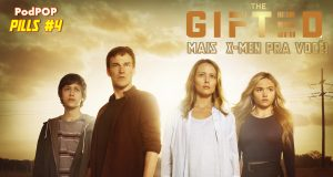 The Gifted X-men Fox Apache Polaris Eclipse Blink mutantes Sentinela Xmen série de Tv podcast sobre série