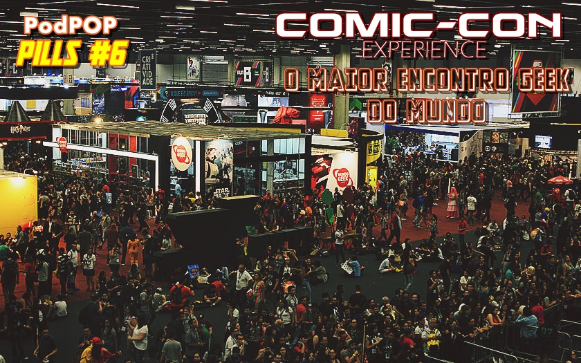 CCXP 2017 Omelete Comic con Experience dezembro 2017 cultura pop geek marvel DC Jurassic Park Netflix Fox Mutantes X-men Westworld HBO Game of Thrones filmes cinema estreias trailer painel Fernanda Montenegro Vai ser épico #vaiserepico #ccxp