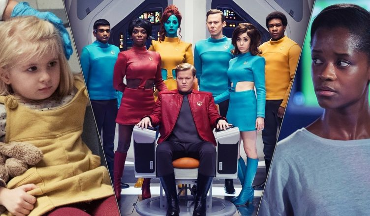 Black Mirror 4a temproada de black mirror podcast sobre séries netflix