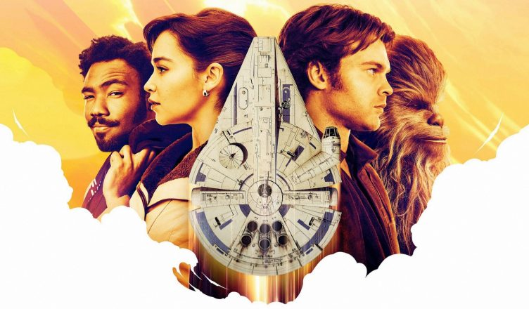Han Solo Uma Aventura Star Wars Ron Howard Star Wars franquia Star Wars Emilia Clarke Alden Ehrenreich Chewbacca Woody Harrelson Donald Glover Millenium Falcon franquia de filmes Star Wars podcast Star Wars podcast Han Solo