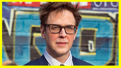 James Gunn recontratado James Gunn de volta James Gunn Guardiões da Galáxia 3 James Gunn volta para Marvel STudios