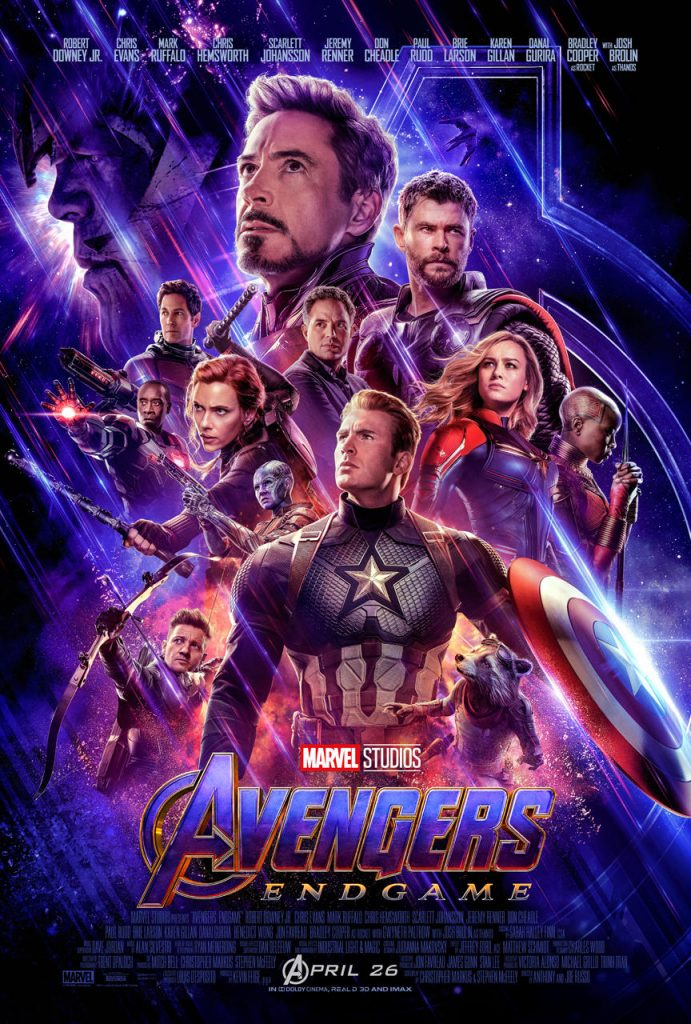 Vingadores Ultimato Vingadores 4 Poster 2 Vingadores Ultimato trailer Vingadores Ultimato