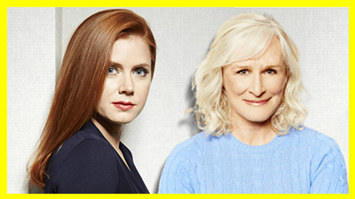 Amy Adams Glenn Close Netflix