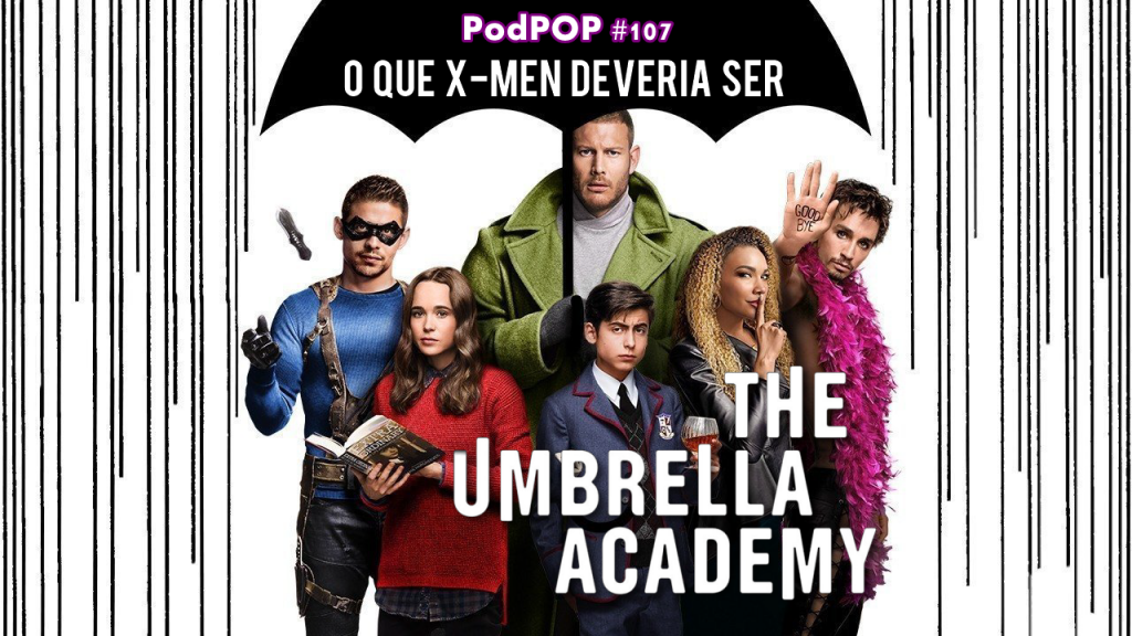 The Umbrella Academy original Netflix série Séries Gabriel Bá adaptação de quadrinhos Allison Luther Klaus Vanya Diego Número 5 Cha-Cha Cha Cha Hazel Pogo Ben Reginald Hargreeves nova série original Netflix tHE uMBRELLA aCADEMY 2 tEMPORADA 2 THE UMBRELLA ACADEMY, NETFLIX