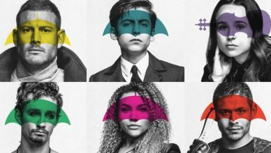 The Umbrella Academy original Netflix série Séries Gabriel Bá adaptação de quadrinhos Allison Luther Klaus Vanya Diego Número 5 Cha-Cha Cha Cha Hazel Pogo Ben Reginald Hargreeves nova série original Netflix tHE uMBRELLA aCADEMY 2 tEMPORADA 2 The Umbrella Academy 2 temporada The Umbrella Academy temporada 2 THE UMBRELLA ACADEMY, NETFLIX