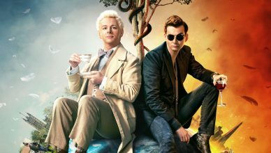 Good Omens série Amazon Prime Minissérie Good Omens Amazon Prime Video (6)