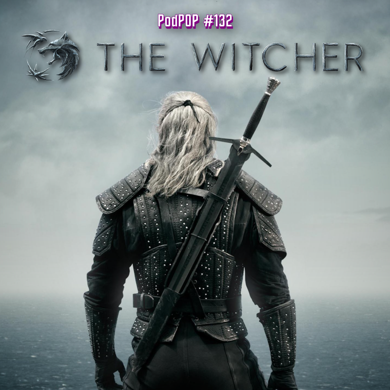 podcast the witcher série netflix