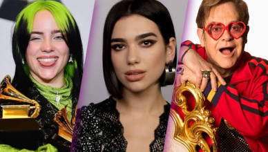 dua lipa dont start now billie ellish bad guy elton john rocketman