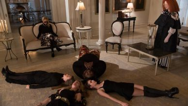 AMERICAN HORROR STORY COVEN globoplay