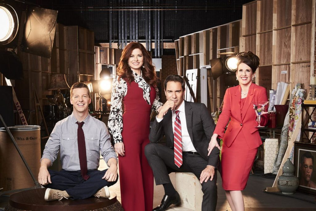 série Will and Grace gLOBOPLAY aMAZON
