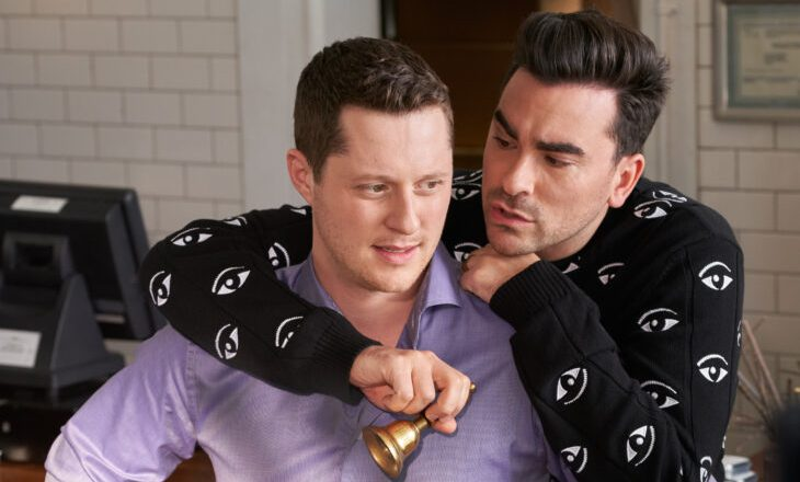 David & Patrick Schitt's Creek
