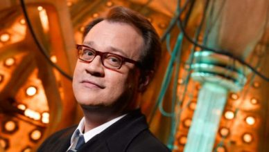 Russell T. DAvies série Doctor Who