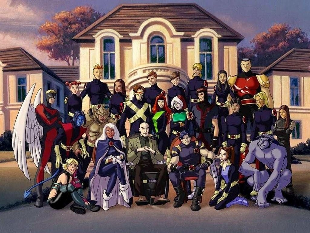 X-Men Evolution SBT
