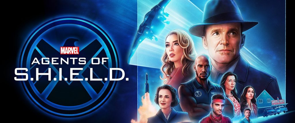 Agentes da S.H.I.E.L.D. Marvel Agents of SHIELD