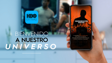Aplicativo de segunda tela HBO Extras Lovecraft Country