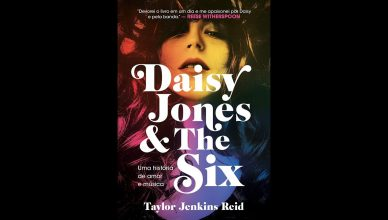 Livro Daisy Jones & The Six