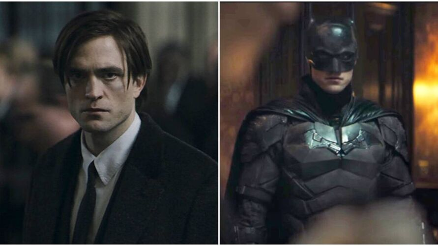 O Batman de Robert Pattinson