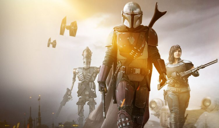 The Mandalorian original Disney+