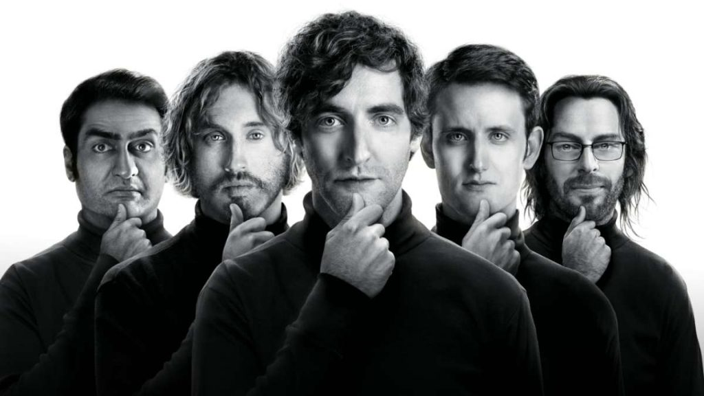Sillicon Valley série HBO