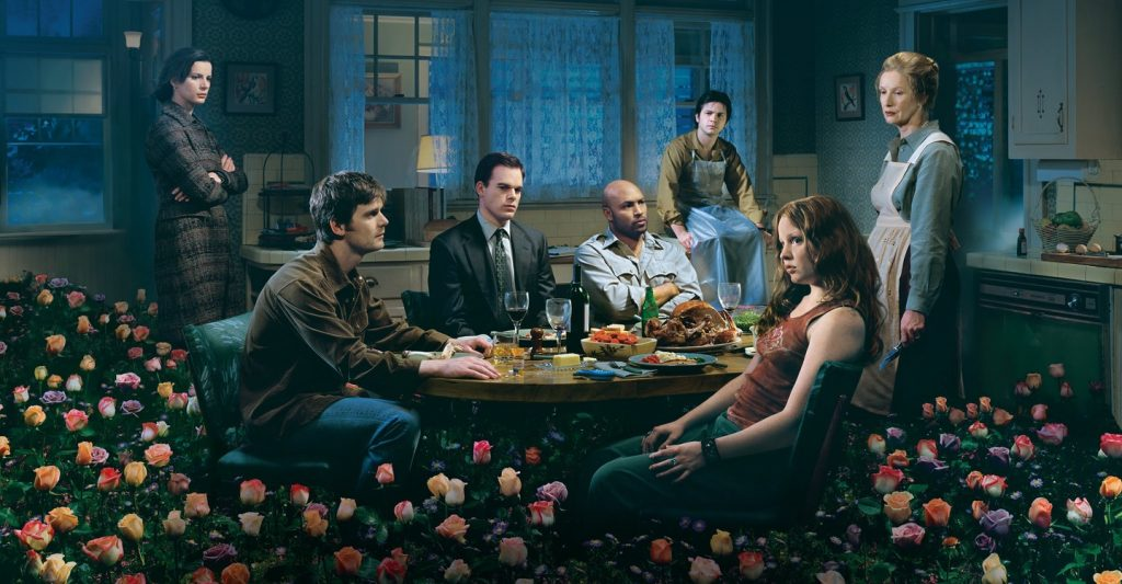 Six Feet Under série HBO